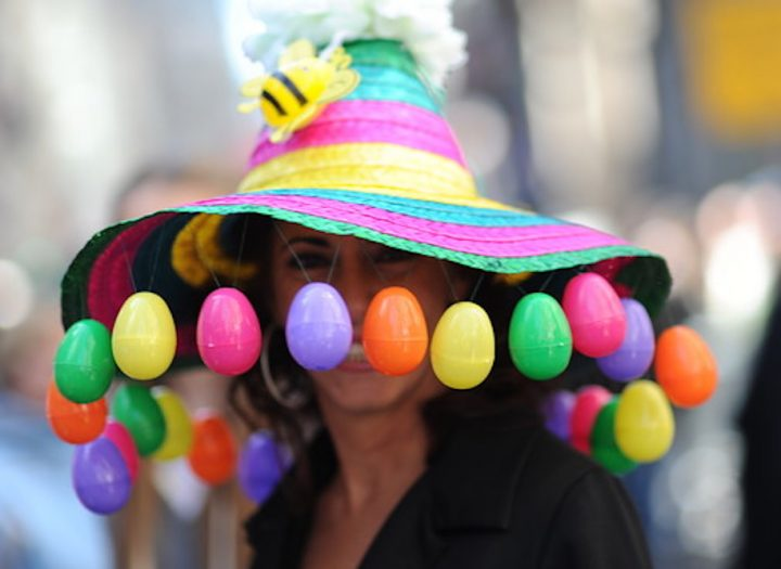Easter Parade and Bonnet Festival