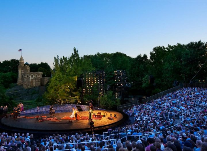 Julius Caesar, Shakespeare in The Park