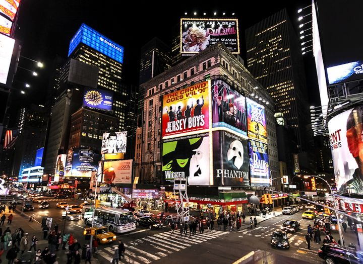 Luxury hotels near Times Square | Hotel 48 Lex
